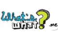 Logotipo do What'sWhat.me